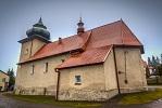 Rzymskokatolicka Parafia P.W. Przenajświętszej Trójcy w Bieńkówce
